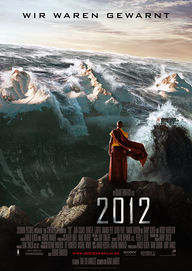 2012, Filmplakat (Foto: Sony Pictures)