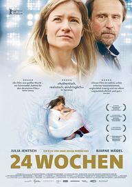 24 Wochen (Filmplakat, © Neue Visionen Filmverleih)