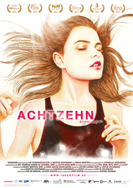 Achtzehn, Plakat