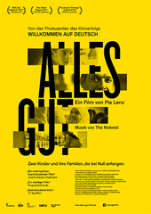 Alles gut (Filmplakat, © Rise and Shine Cinema)