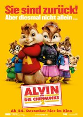 Alvin und die Chipmunks 2 (20th Century Fox)