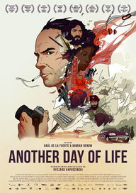 Another Day of Life (Filmplakat, © Pandora Film)
