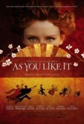 As you like it Filmplakat