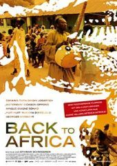 Back to Africa Filmplakat