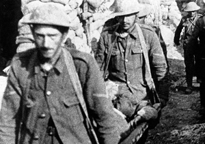 The Battle of the Somme (© picture-alliance / Mary Evans Picture Library)