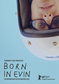 Born in Evin (Filmplakat, © Real Fiction Filmverleih)