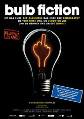 Bulb Fiction, Filmplakat (Farbfilm Verleih)