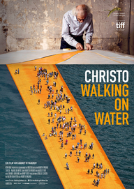 Christo – Walking on Water (Filmplakat, © Alamode Film)