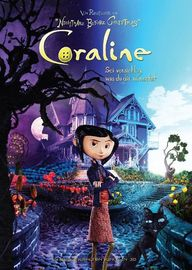 Coraline , Filmplakat, Foto: Universal Pictures International Germany