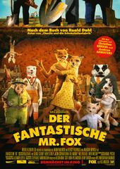Der fantastische Mr. Fox, Plakat (Foto: 20th Century Fox)