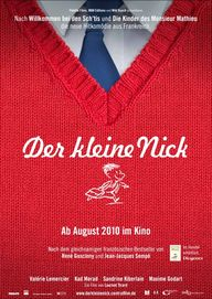 Der kleine Nick, Plakat (Central Film Verleih)