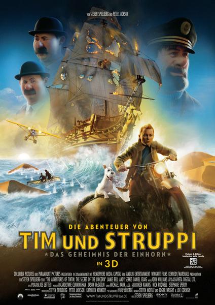 Tim Und Struppi Das Geheimnis Der Einhorn