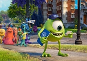 Die Monster Uni (Foto: Walt Disney Motion Pictures)