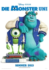 Die Monster Uni (Foto: Walt Disney Motion Pictures Germany)