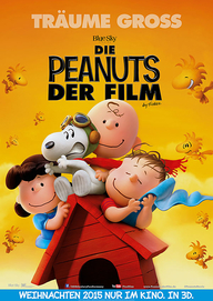 Die Peanuts - Der Film (Filmplakat, © © 2015 Twentieth Century Fox Film Corporation. All rights reserved.)