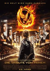 Die Tribute von Panem - The Hunger Games, Plakat (Studiocanal)