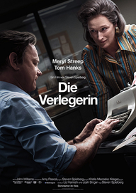 Die Verlegerin (Filmplakat, © Universal Pictures International Germany)