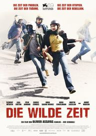 Die wilde Zeit, Plakat (NFP marketing & distribution)