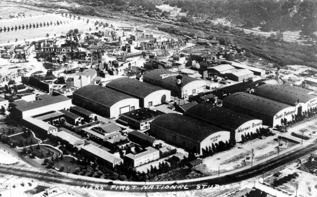 Die Warner Brothers Studios 1930 (© picture alliance/Glasshouse Images/Glasshouse Images)