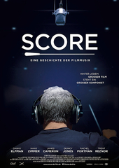 Score – Eine Geschichte der Filmmusik (Filmplakat, © NFP marketing & distribution*)