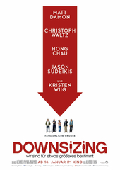 Downsizing (Filmplakat, ©  Paramount Pictures)