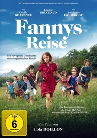 Fannys Reise, DVD-Cover (© Atlas Film)