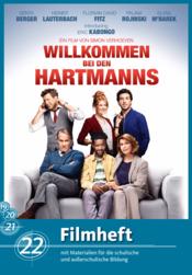 Filmheft Willkommen bei den Hartmanns