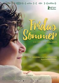 Fridas Sommer (Filmplakat, © Grandfilm)