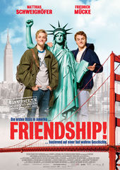 Friendship!, Filmplakat, Foto: Sony Pictures