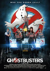 Ghostbusters (Filmplakat, © 2016 Sony Pictures Releasing GmbH)