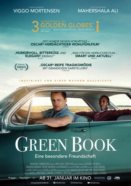 The Green Book Kinostart Deutschland