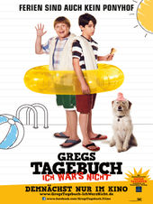 Gregs Tagebuch - Ich war's nicht!, Plakat (Foto: 20th Century Fox)
