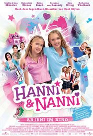 Hanni & Nanni, Filmplakat (Foto: Universal Pictures International Germany)