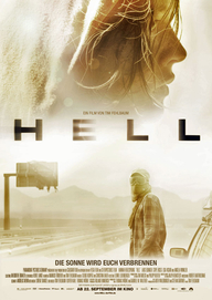 Hell, Filmplakat (Foto: Paramount Pictures Germany GmbH)