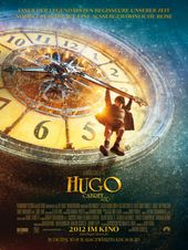 Hugo Cabret, Plakat (Paramount Pictures Germany)