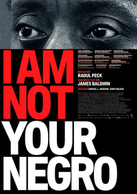 I Am Not Your Negro (Filmplakat, © Salzgeber)