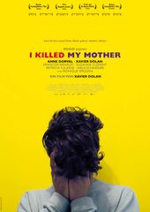 I Killed My Mother, Plakat (Kool Filmdistribution)