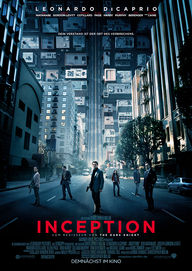 Inception, Filmplakat (Foto: Warner Bros.)