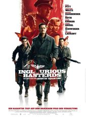 Inglourious Basterds Plakat, Foto: ©  Universal Pictures International Germany