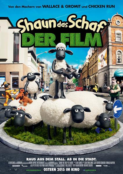 Shaun Das Schaf Der Film Kinofensterde