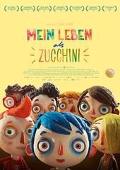 Mein Leben als Zucchini (Filmplakat, © polyband Medien GmbH)