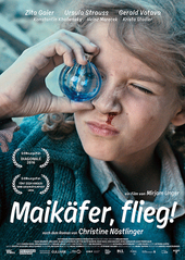 Maikäfer, flieg! (Filmplakat, © W-film)