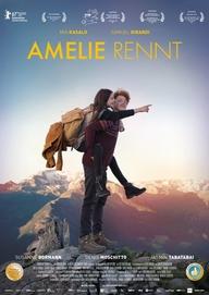 Amelie rennt (Filmplakat, © Farbfilm Verleih)