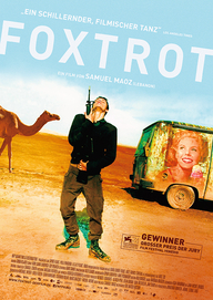 Foxtrot (Filmplakat, © NFP marketing & distribution*)