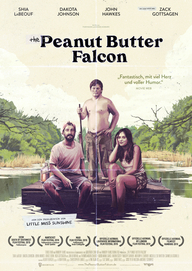 The Peanut Butter Falcon, Filmplakat (© TOBIS)