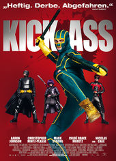 Kick Ass, Filmplakat (Foto: Universal Pictures International Germany GmbH)