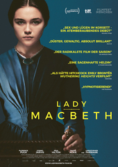 Lady Macbeth (Filmplakat, © Koch Films)