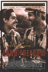 Land and Freedom Filmplakat