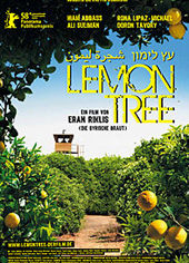 Lemon Tree Filmplakat