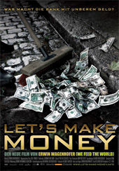Let's Make Money, Filmplakat